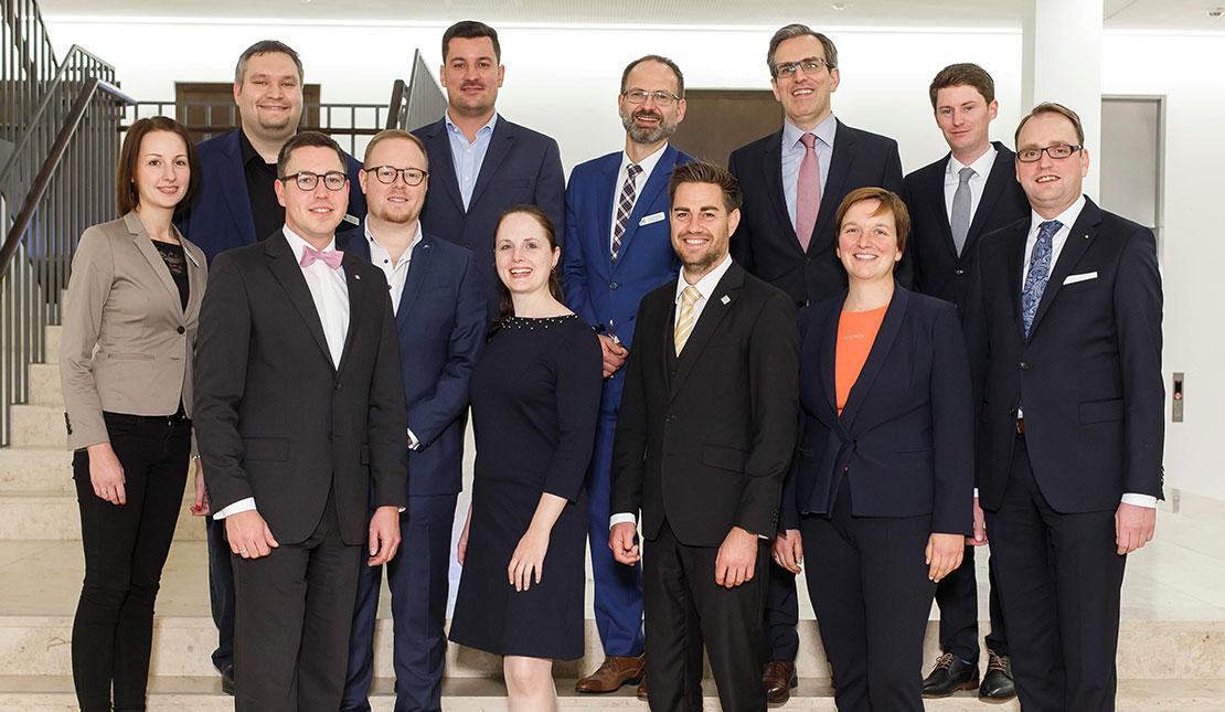 Vorstand WJ NRW
