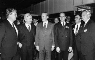 Historie der Wirtschaftsjunioren NRW