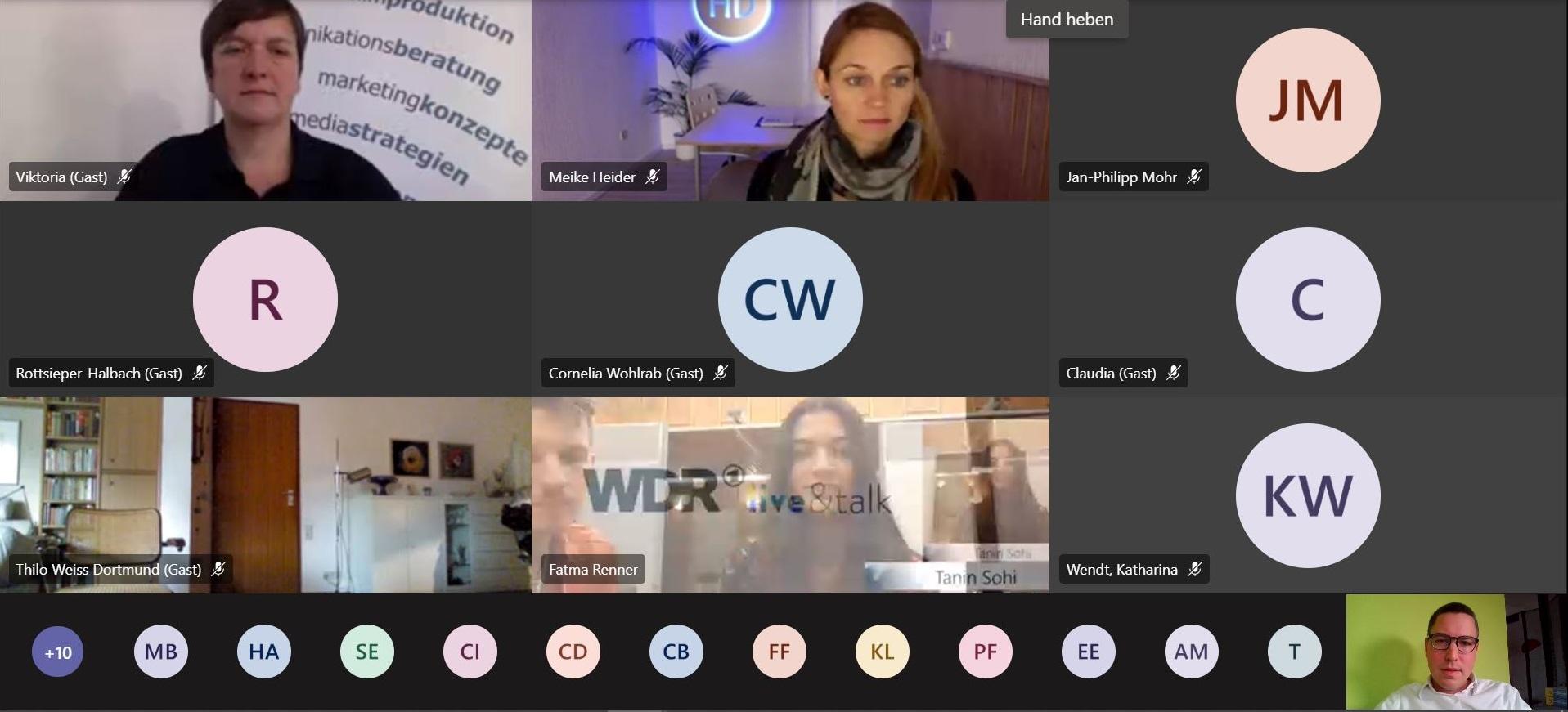 Virtuelle WDR Führung
